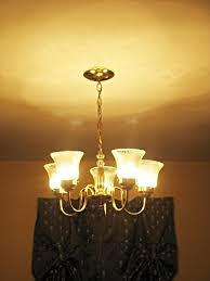 Chandelier Makeover Roundup 10 Stylish Chandelier Makeovers Curbly