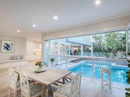 Hamptons Homes Interiors by Stunning Hamptons Queenslander Style Home In Brisbane Banana