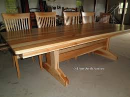Used Dining Room Sets by Amish Made Dining Room Tables Home Decorating Ideas U0026 Interior