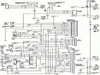 see a diagram of a fuse box for a 1991 ford mustang convertible