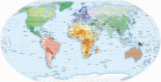 world politic map map illustrations political maps showing the structure of the