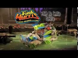 trash pack trash wheels fuga croco esgoto dtc