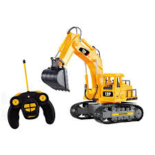 rc tractor 7 ch functional excavator rc vehicles top race