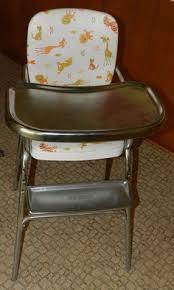 Vintage Cosco High Chair Vintage 1957 Cosco Folding High Chair Nice Memories