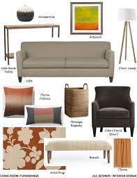 home design concept board montgomery village md online design project living room