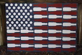 American Flag Decor American Flag Beer Bottle Sign Mommy U0027s Manifesto