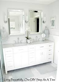 mirror ideas for bathroom interesting bathroom mirrors ideas with vanity eizw info