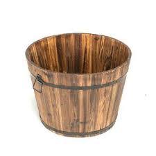 barrels pots u0026 planters the home depot