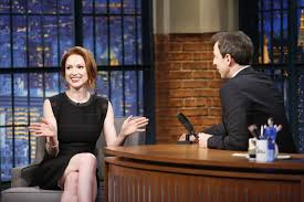 ellie kemper interview unbreakable kimmy schmidt first kiss