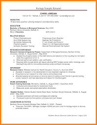 resume or bio cora research paper