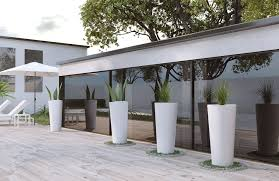 where to buy large planters veria white large planter a sumptuous outdoor accessory