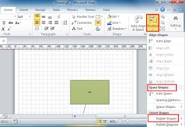 Visio Stencils For Home Design Where Is Shape Menu In Microsoft Visio 2010 2013 And 2016