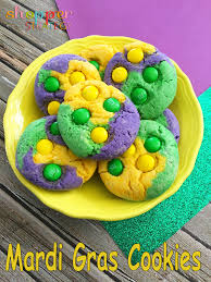 mardi gras cookies let the times roll mardi gras cookie recipe