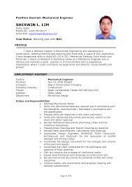 sample resume for experienced engineer experienced mechanical engineer sample resume guidelines for cover letter mechanical design engineer sample resume mechanical example resume mechanical design engineer sample for experienced