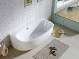 Oval Bathtub Monte 58