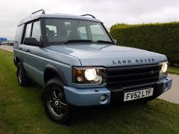 used land rover discovery for sale used 2002 land rover discovery td5 le adventurer 7str for sale in