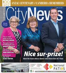 National Patios by 150416 Citynews By Canberra Citynews Issuu