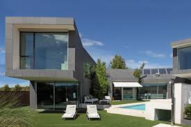 Modern Spanish Homes House C By Rta Office