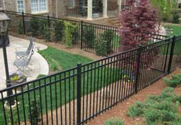 Types Of Backyard Fencing Ameristar Fence Products Aluminum And Steel Decorative And High