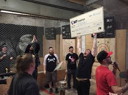 latest news national axe throwing federation menu