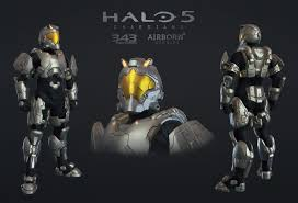 artstation halo 5 multiplayer armor maverick airborn studios