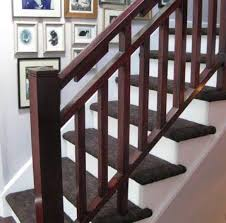 Indoor Banister Indoor Stair Railing Ideas A More Decor