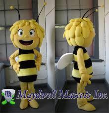 bee mascot u2013 maya bee maydwell mascots