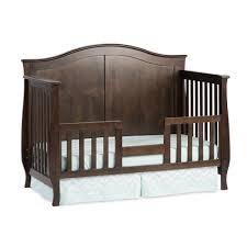 Shermag Convertible Crib Convertible Cribs Cottage Bedroom Gold Wooden Convertible Crib