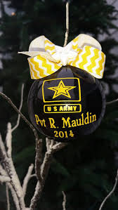 u s army ornament personalized by tjsunlimited on etsy