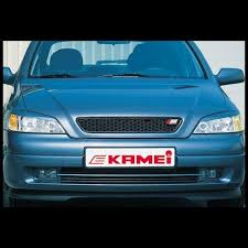 Toner Opel vauxhall astra g kamei front grille powder coated front grilles