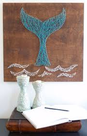 Fun Wood Projects For Beginners by Best 25 String Crafts Ideas On Pinterest String Art Balloons