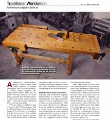 diy workbench u2022 woodarchivist