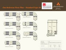 floor plans anantara residences palm jumeirah by seven tides