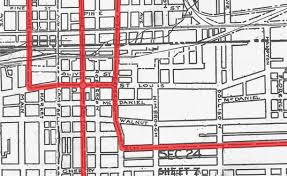 Map Of Springfield Mo Springfield Streetcar Developing A Plan For Streetcars In