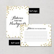 Advice Cards For Bride 8 Best Wish Advice Notes Images On Pinterest Wedding Advice