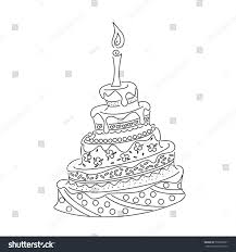 Sketch Birthday Card Sketch Of Birthday Card Choice Image Free Birthday Cards