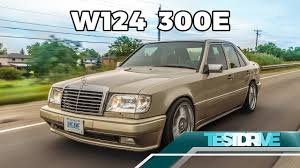 how reliable are mercedes the reliable w124 1988 mercedes 300e testdrive spotlight