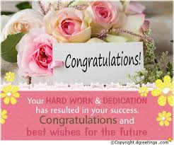 congratulatory cards congratulations and best wishes work