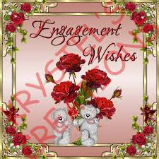 happy engagement card second marketplace e10 engagement wishes wear me