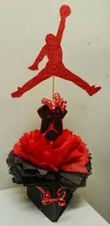 michael baby shower decorations jumpman inspired baby shower babyboy stuff babies