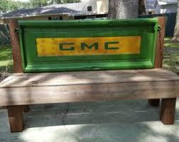 Bench Made From Tailgate De 349 Bästa Truck Tailgate Benches Bilderna På Pinterest