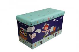 Childrens Storage Ottoman Kids Storage Ottoman Under The Sea Kids And Toys