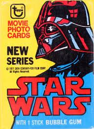 wars cards topps wars trading cards mrvintagestarwars