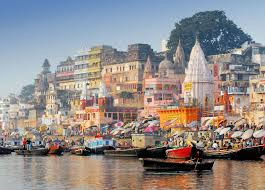 The voyage of Indian Civilization                                                  Varanasi is a city in the Indian state of Uttar Pradesh dating to the   th century