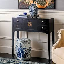 black console table with storage black console table with storage trends also gumps mandarin copy cat