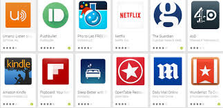 must android apps publishes a bumper list of must android apps
