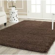 Brown Area Rugs Safavieh California Shag Collection Sg151 2727 Brown Shag Area Rug