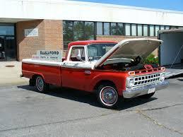 Vintage Ford Truck Club - east coast camaro club 2005