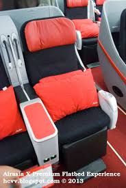 airasia review airasia x premium flatbed experience by optiontown hcvvorld