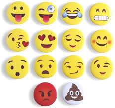 amazon com emoji magnets smiley magnets refrigerator magnets
